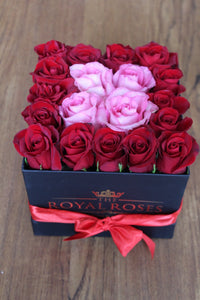 Royal Red & Sweet Box