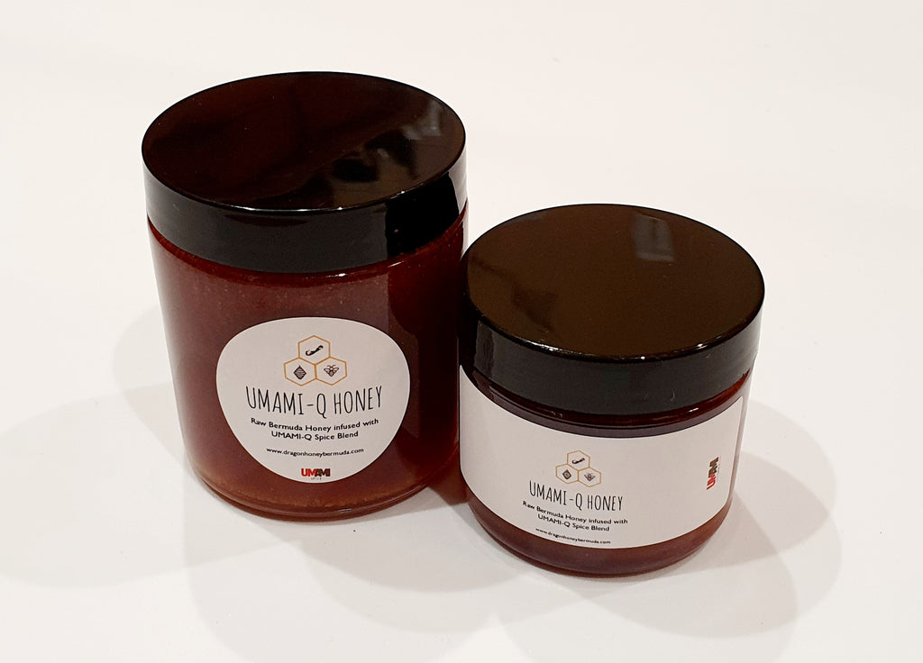 UMAMI-Q Raw Dragon Honey