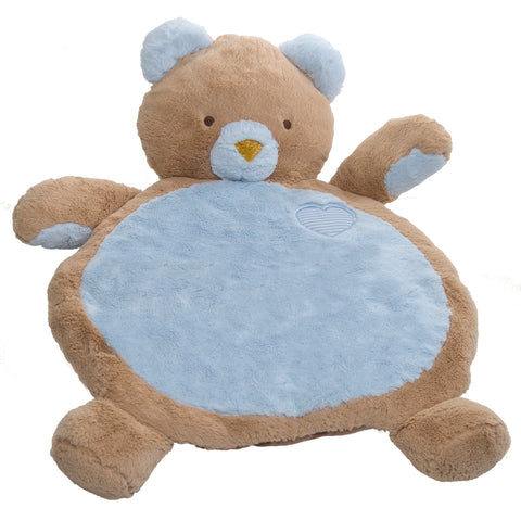 Blue Bear Tummy Time Mat