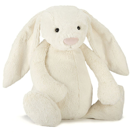 Peronalized Bashful Bunny Large