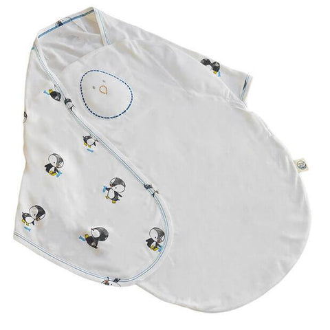 Zen Penguin Swaddle