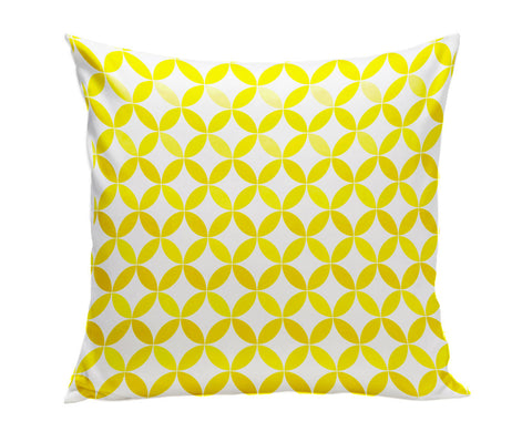 Tops Pillow - Yellow