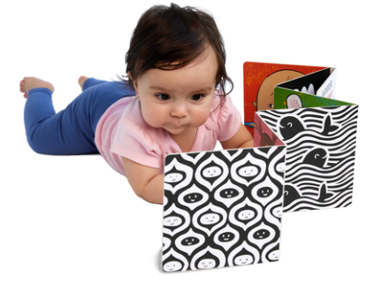 Tummy Time Mat Happy Baby Book