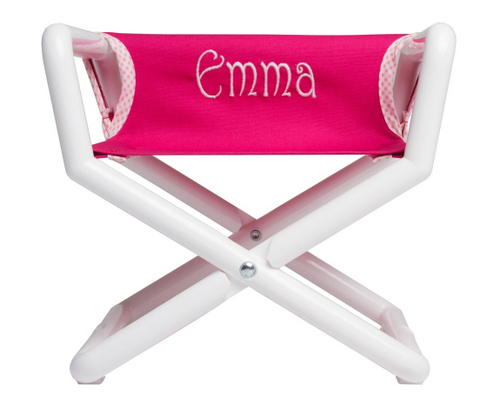 Personalized Directors Chair