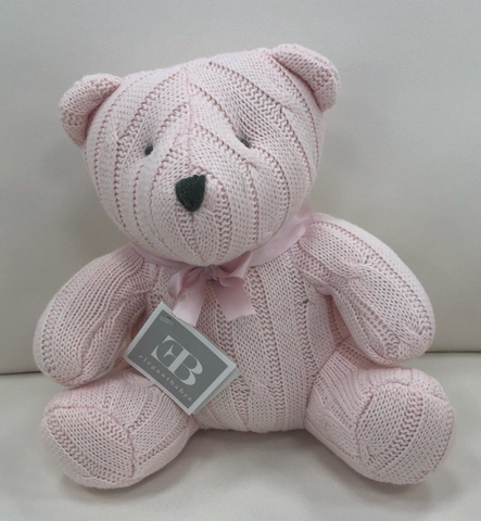 Cotton Cable Bear