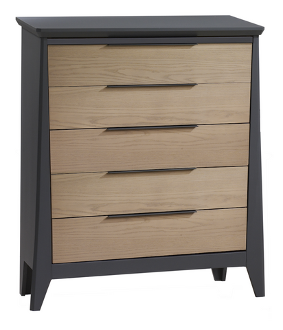 Flexx 5 drawer Dresser
