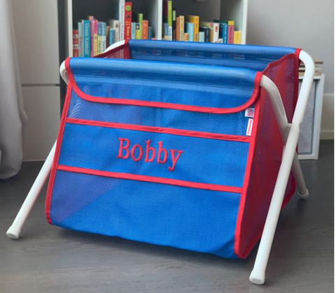 Personalized Toy or Laundry Storage