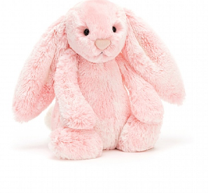 Personalized Bashful Bunny Large