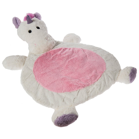 Personalized Unicorn Cuddly Reversible Blanket