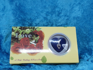 Love wish box bloem
