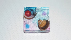 resin art hanger 'spiegelbeeld'