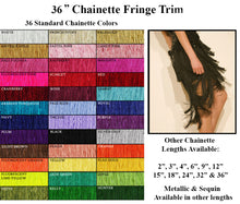 Evening Gown Long Dress Chainette Fringe