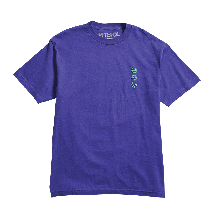 VITRIOL INNER CHANGE SHORT SLEEVE TEE