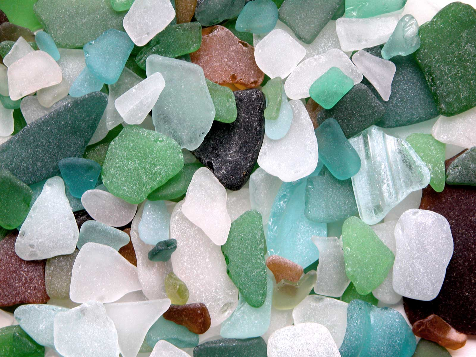 What is Sea Glass - How, When and Where to Find It?
