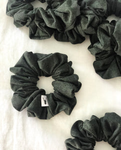 Frosted Pine Scrunchie