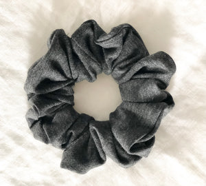 Charcoal Scrunchie