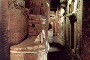 Travel Tip: How to access the Secret Tomb under the Vatican