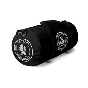 BC Goods International | Standard Issue | Black Duffle Bag