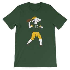 Aaron Rodgers GOAT T-Shirt