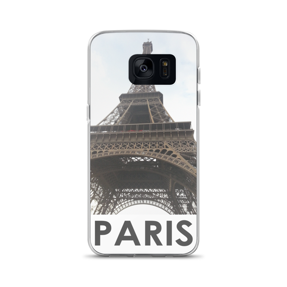 Eiffel Tower | Paris, France | Samsung Case