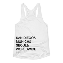 BC Goods International | Travel Wide | Women's Racerback Tank