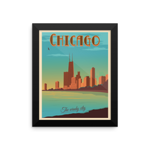 Chicago Travel Poster