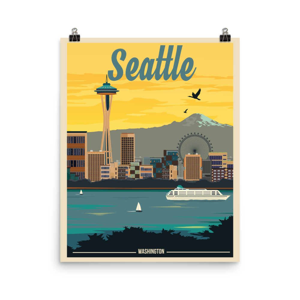 Travel Destination Wall Art – BC Goods International
