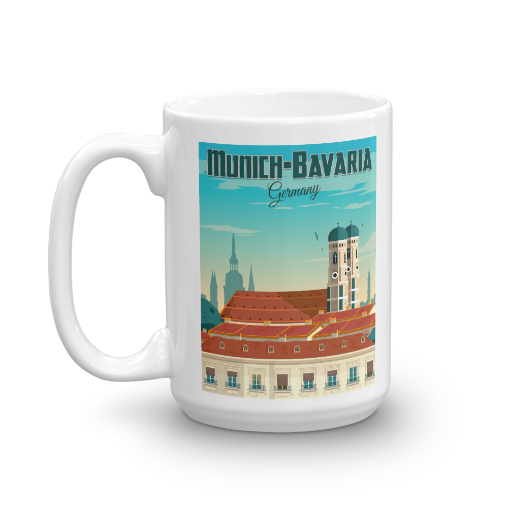 Munich Coffee Mug