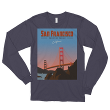 San Francisco Long Sleeve T-Shirt