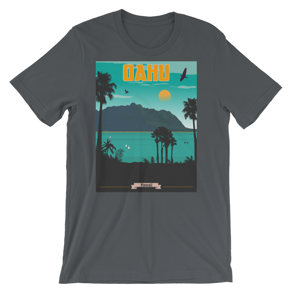 Oahu Hawaii T-Shirt