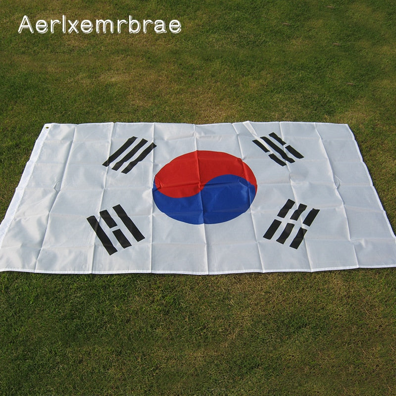 South Korean Flag 90 x150cm