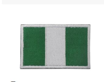 Nigeria Patch