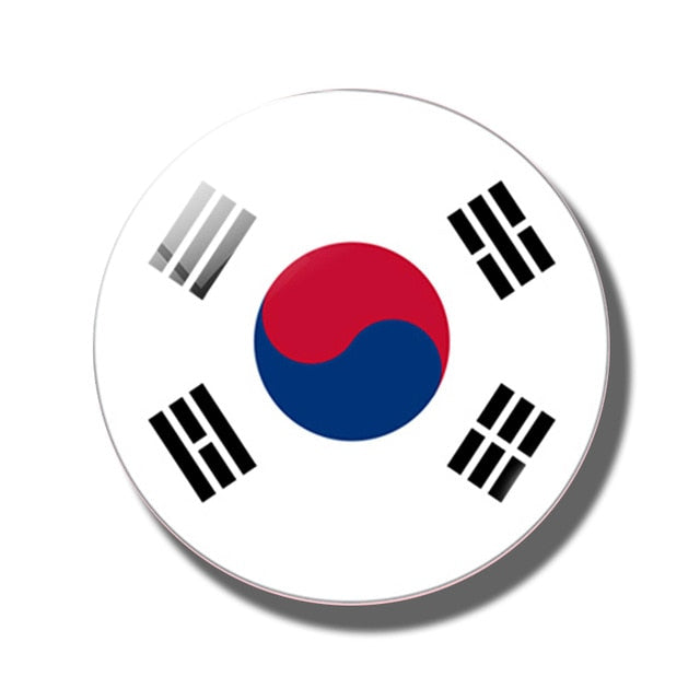 South Korea Magnet