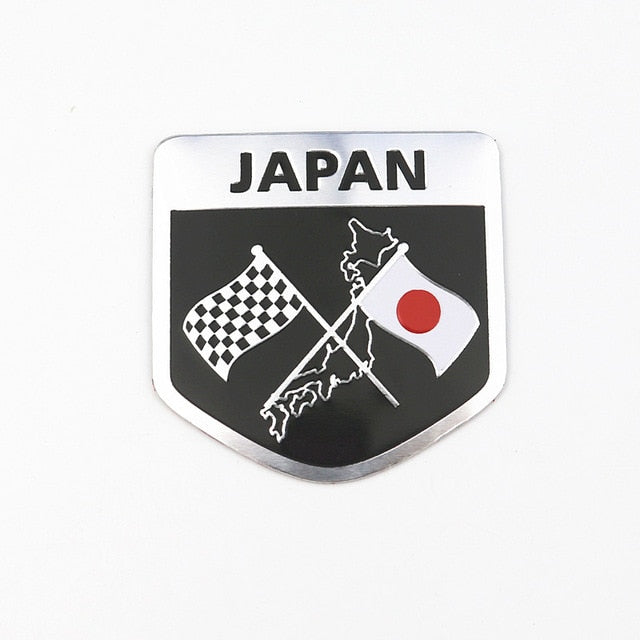 Japan Car Sticker