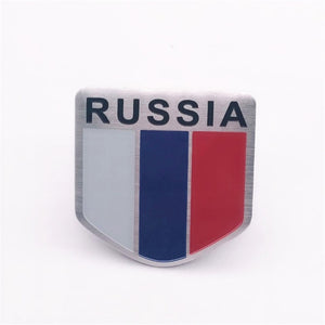 Russia Sticker