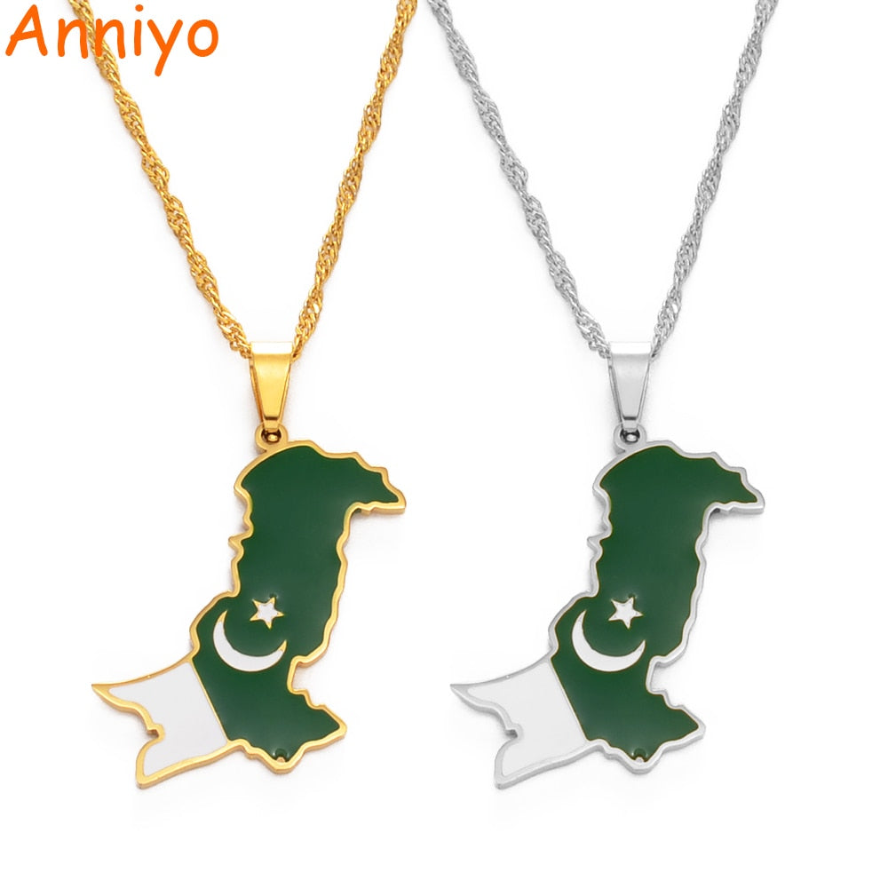 Pakistan Necklaces