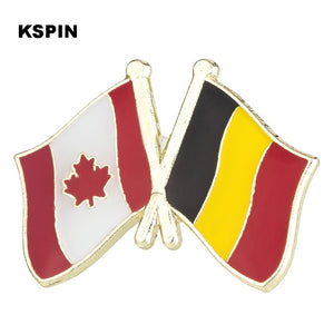 Canada-Germany Friendship Pin