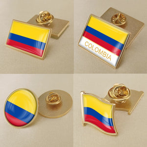 Colombia Pin