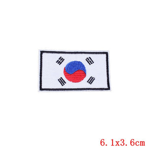 South Korea Patch