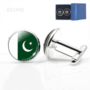 Pakistan Cufflinks
