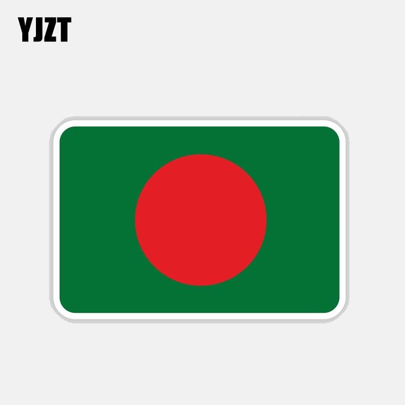 Bangladesh Flag Sticker