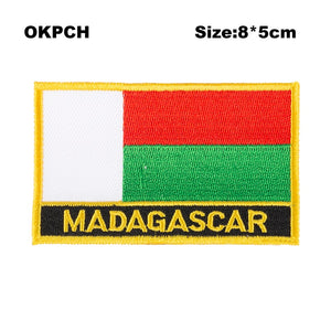 Madagascar Patch