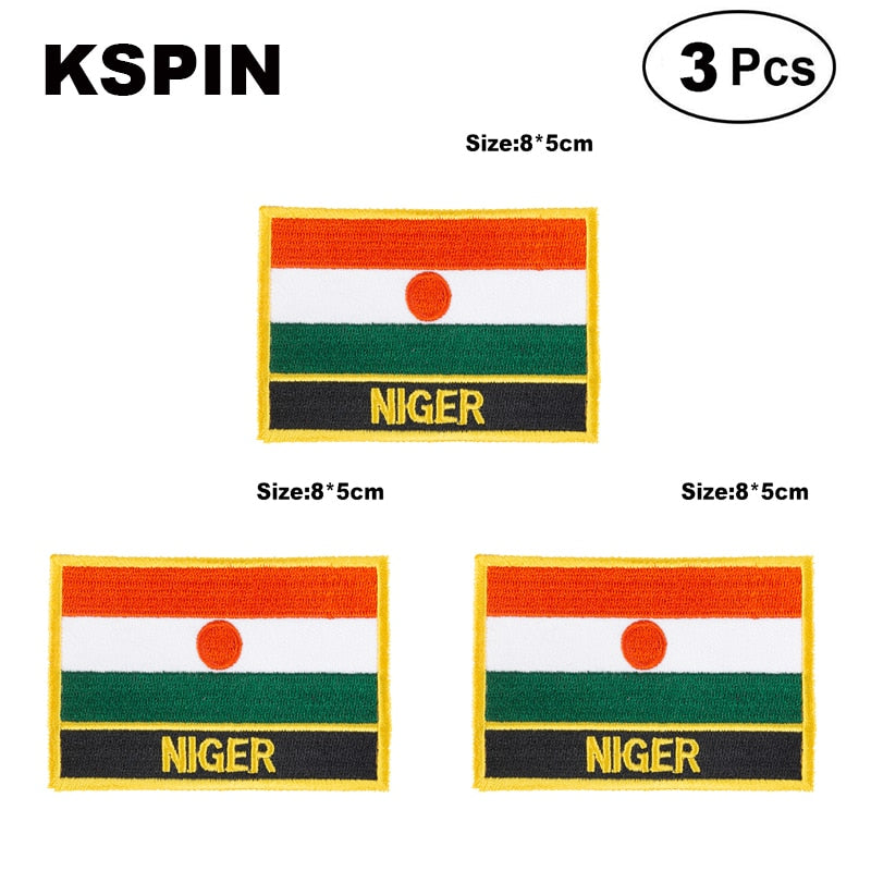Niger patches