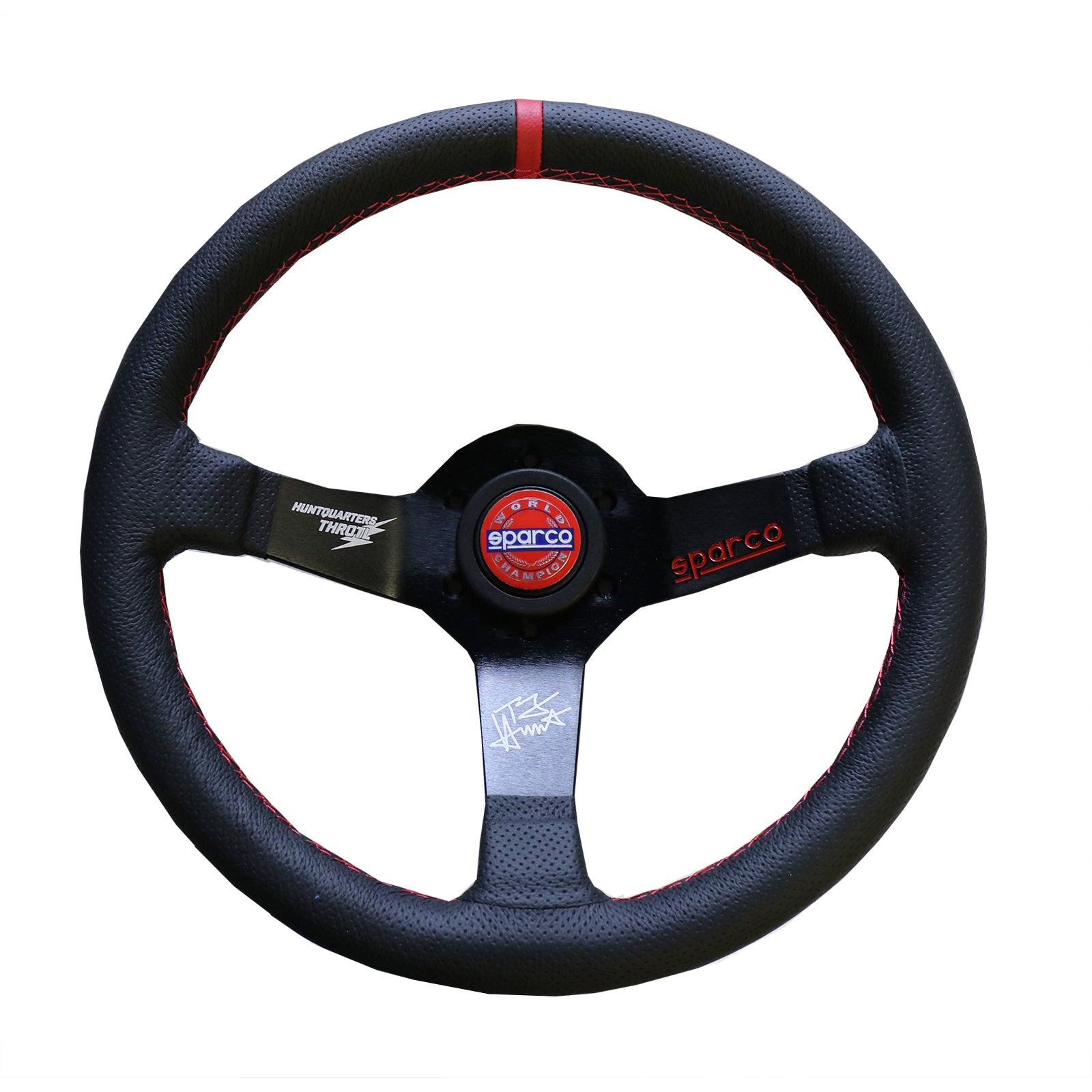 Sparco - Huntquarters Steering Wheel