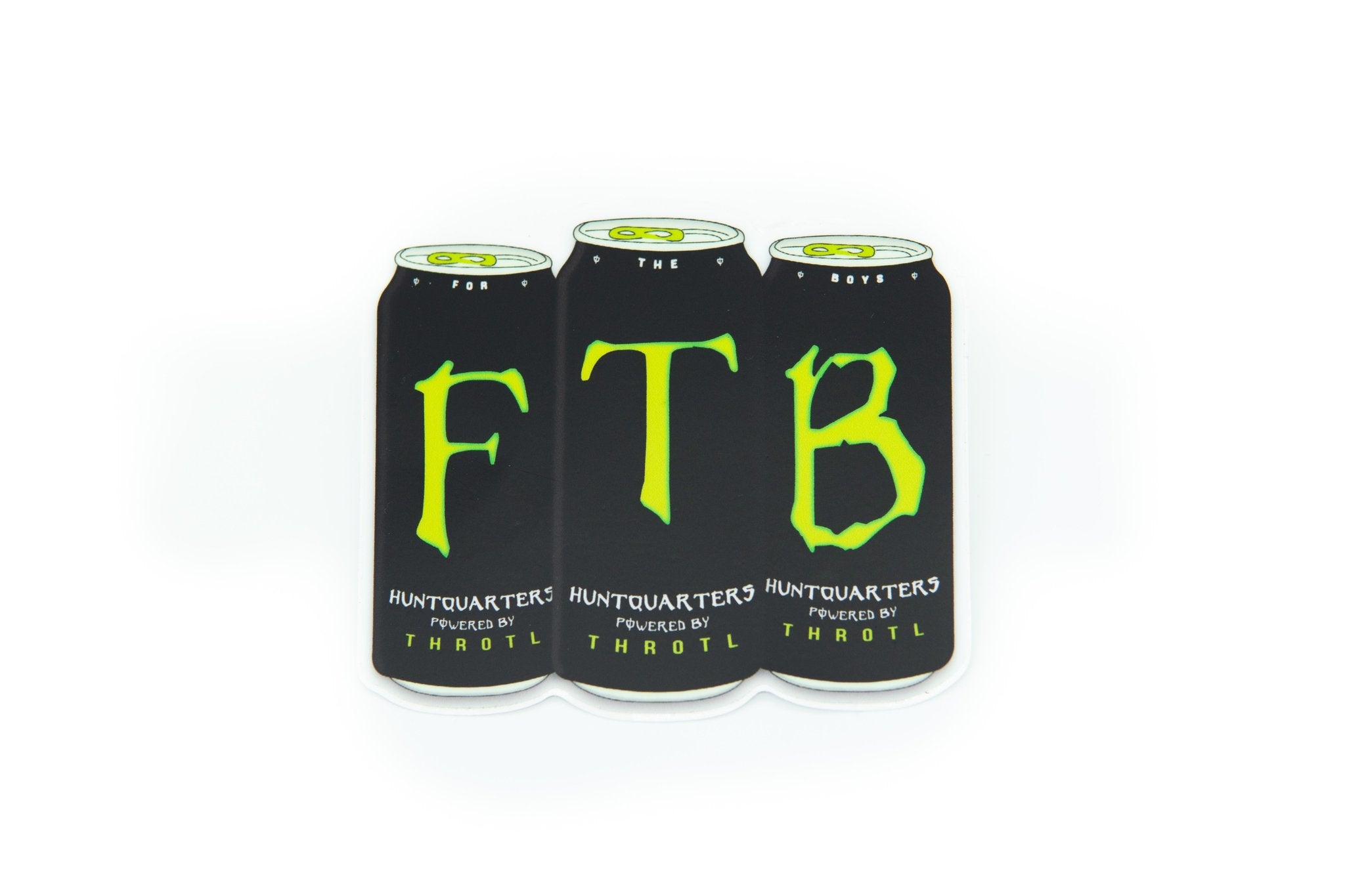 FTB Sticker