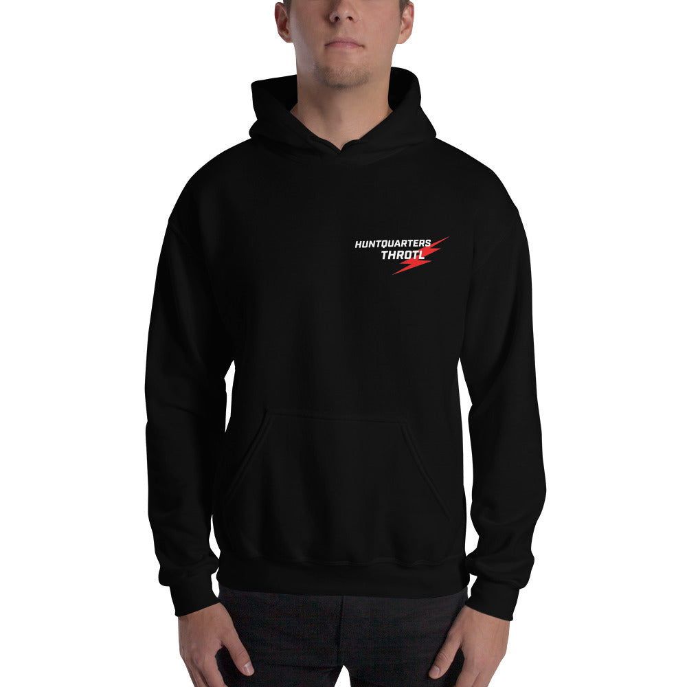 The Huntquarters Lightning Bolt -  Hoodie