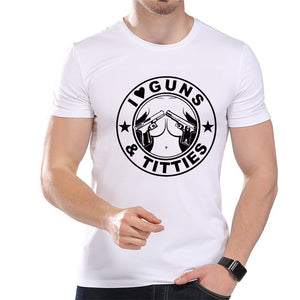 Newest Summer Men T-shirt Funny Printed Fashion T Shirt Short Sleeve BasicTee Shirts Cool Tops