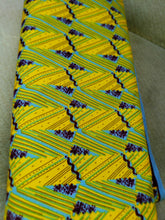 African Sunset Headwrap