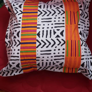 Ankara Pillow Covers