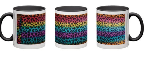 African Diva II Hot Beverage Mug